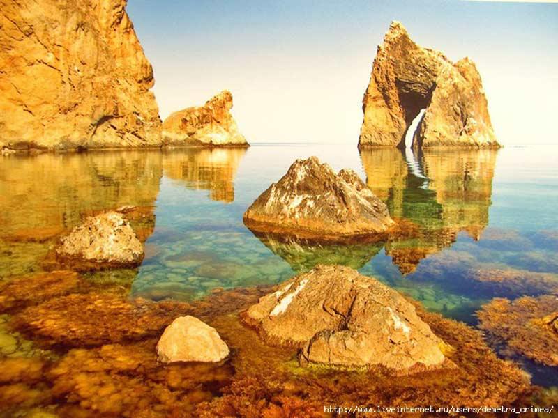 Отдохнуть в Крыму у моря