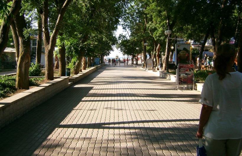Туризм в Евпатории