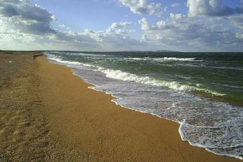 отели на берегу Евпатория
