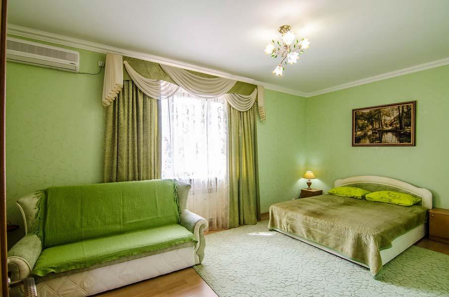Апартамент 2-х комнатный (114,58 кв.м, 4 осн. места)