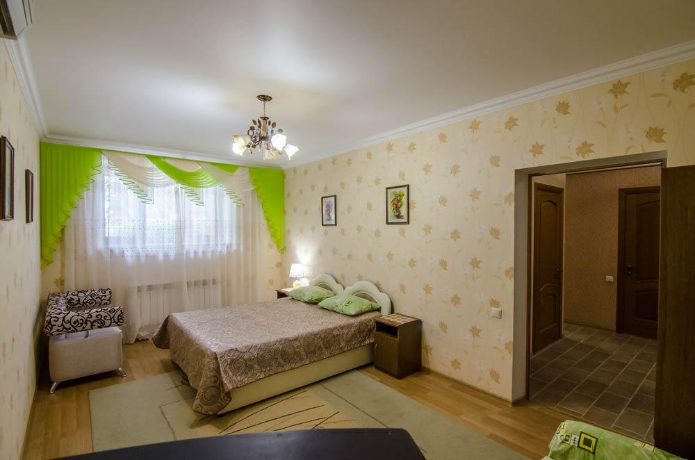 Люкс 3-x комнатный