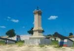 Памятник русским воинам, защищавшим Крым от европейский агрессоров в ходе Крымской войны