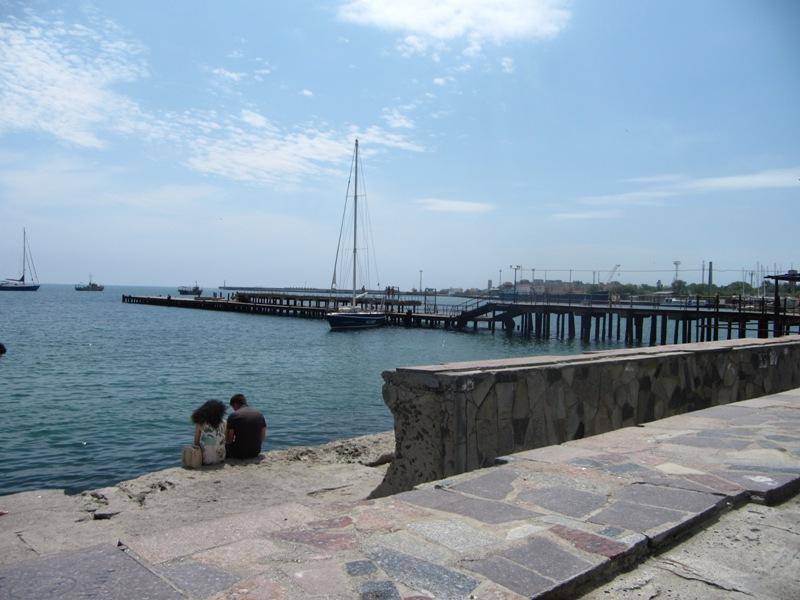 гостиница рядом с морем Евпатория