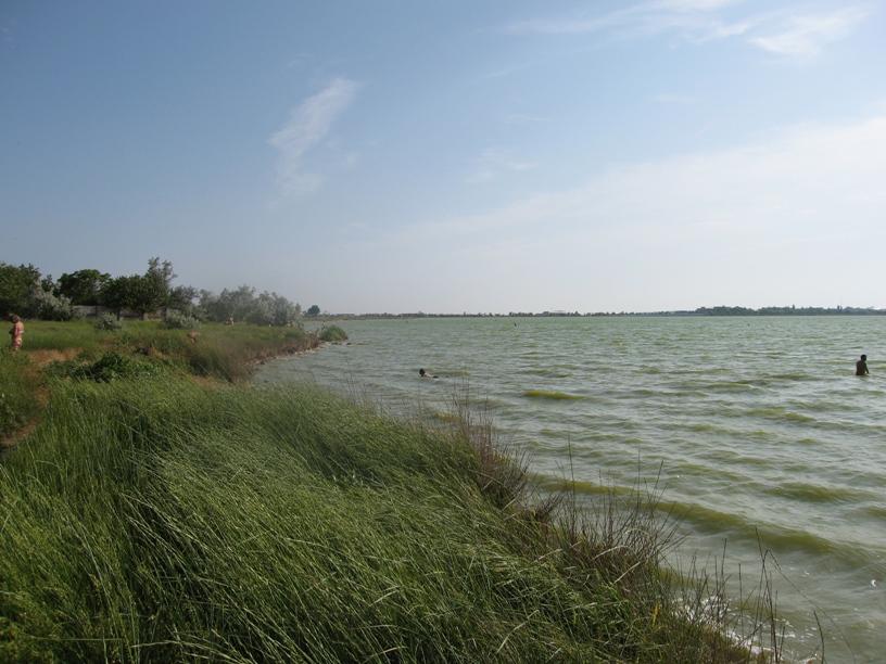 Евпатория - Озеро Мойнаки